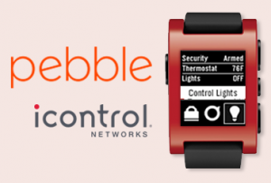 pebble icontrol